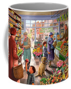 Village Greengrocer  Coffee Mug