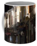 Village Nightscape Coffee Mug