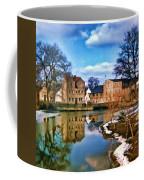 Village Reflections Coffee Mug