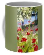 Vinca Lakeview Coffee Mug
