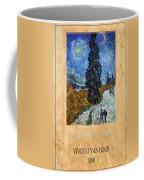 Vincent Van Gogh 4 Coffee Mug