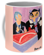Vincent Price's Birthday Coffee Mug
