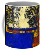 Vincent's Japanese Garden Coffee Mug