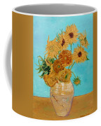 Vincent's Sunflowers Coffee Mug