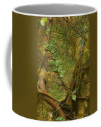 Vine On Tree Bark Coffee Mug