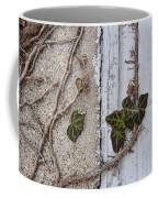 Vine On Wall Coffee Mug