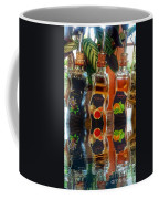 Vinegar Reflects  Coffee Mug
