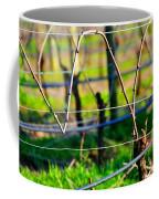 Vines On Wire 22637 Coffee Mug