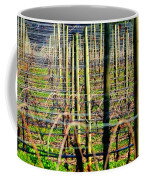 Vines Poles 22649 Coffee Mug