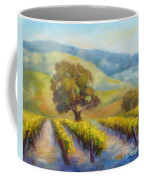 Vineyard Gold Coffee Mug