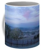 Vineyard Morning Light Coffee Mug