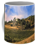 Vineyard Near Avila Beach Coffee Mug