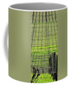 Vineyard Poles 23051 2 Coffee Mug