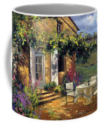 Vineyard Villa Coffee Mug