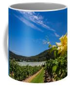 Vineyard's Companion Rose Coffee Mug