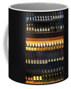 Vino Coffee Mug by Laura Fasulo