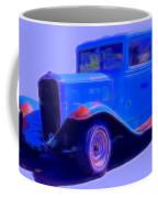 Vintage 1940's Chevrolet Coffee Mug