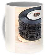 Vintage 45s Coffee Mug