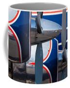 Vintage Airplane Coffee Mug
