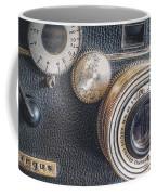 Vintage Argus C3 35mm Film Camera Coffee Mug