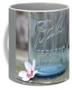 Vintage Ball Perfect Mason Blue Coffee Mug