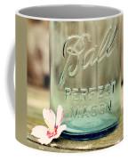 Vintage Ball Perfect Mason Coffee Mug