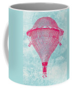 Vintage Balloon Coffee Mug