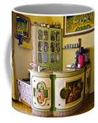 Vintage Bar - Hotel Subasio - Assisi Italy Coffee Mug