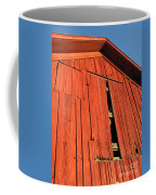 Vintage Barn Aglow Coffee Mug