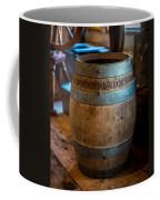 Vintage Barrel Coffee Mug