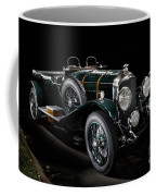 Vintage Bentley 4.5 Liter Le Mans Coffee Mug