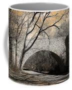 Vintage Bridge In South Park Coffee Mug