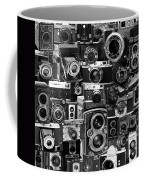 Vintage Camera Montage Coffee Mug