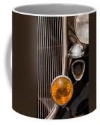 Vintage Car Details 6294 Coffee Mug