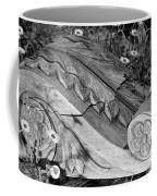 Vintage Carved Facade  Coffee Mug