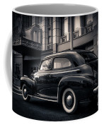 Vintage Chevrolet In 1934 New York City Coffee Mug