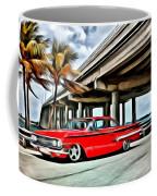 Vintage Chevy Impala Coffee Mug