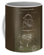 Vintage Cider Mill Patent Coffee Mug