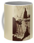 Vintage Cliff Dwelling Coffee Mug