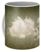 Vintage Clouds Background Coffee Mug
