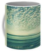 Vintage Clouds Coffee Mug