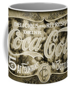 Vintage Coke Coffee Mug