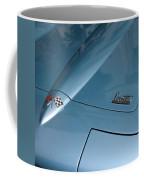 Vintage Corvette 6 Coffee Mug