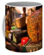 Vintage Cuss Box Coffee Mug