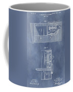 Vintage Door Lock Patent Coffee Mug