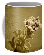 Vintage Double Petunia Coffee Mug