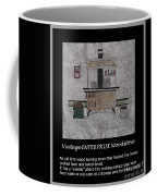 Vintage Enterprise Woodstove Coffee Mug