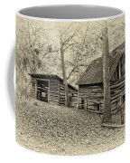 Vintage Farm Buildings Coffee Mug