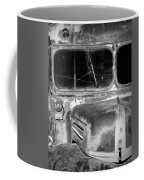 Vintage Ford Bus In Minnesota Coffee Mug
