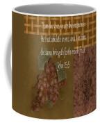 Vintage Grapes Coffee Mug